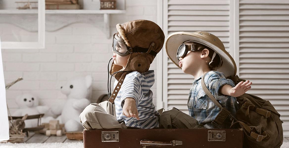 Zdolność kreatywnego myślenia należy rozwijać od najmłodszych lat! Sprawdź, jak pomóc dziecku rozwijać wyobraźnię.